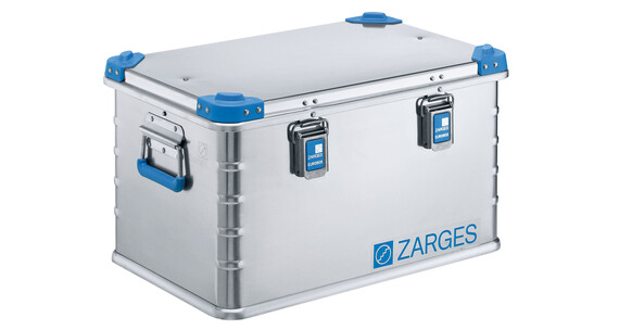 Zarges Eurobox - Cajas de camping - 60 Liter gris/violeta
